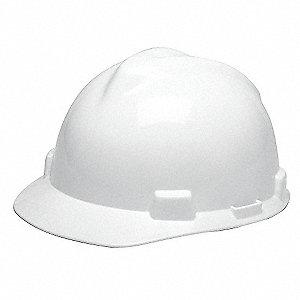 CAP V-GARD WHITE C/W FAS-TRAC