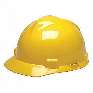 CAP V-GARD YELLOW C/W FAS-TRAC