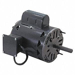 MOTOR,PSC,1/2 HP,1100,115/230V,48Y,