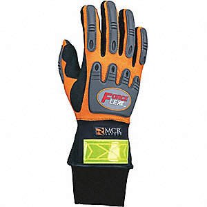 GLOVE WINTER HI-VIS MULTITASK XXXL