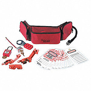 LOCKOUT PERSONAL POUCH