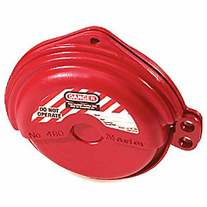 LOCKOUT GATE VALVE FITS 1-3 IN