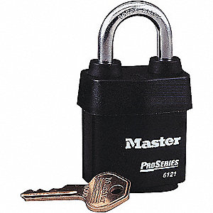PADLOCK STL WTHR TOUGH 2-1/8IN-5PIN
