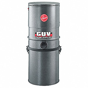 5 gal. Industrial Series Garage Utility Vacuum, 108 cfm, 10 Amps, Standard Filter Type