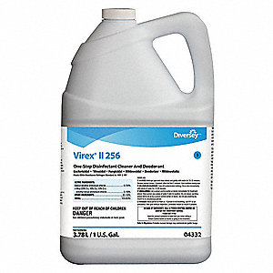 Cleaner and Disinfectant Concentrate, 1 gal. Jug