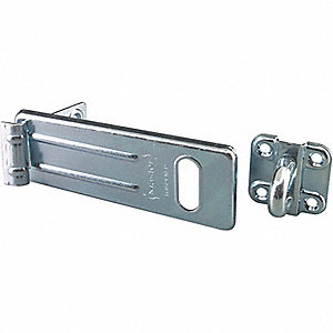 HASP STL HARD WROUGHT 6IN CARDED