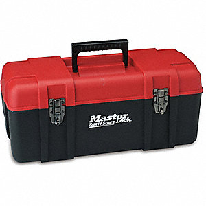 TOOLBOX 23IN WIDE SAFETY UNFILLED