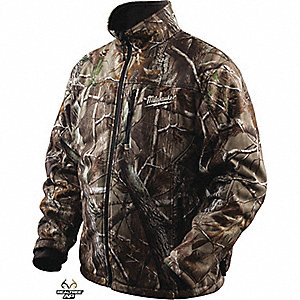 JACKET HEATED M12 - CAMO LARGE
