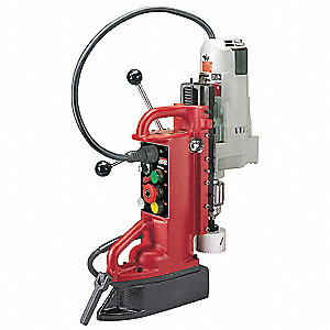 DRILL MAGNETIC SML BASE W/3/4 MOTOR