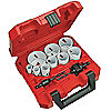 SAW HOLE KIT ICE HARD 13 PC