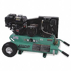 AIR COMPRESSOR/GEN GAS 6.5HP 1600W