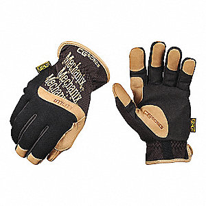 GLOVE UTILITY BLACK SIZE XX-LARGE