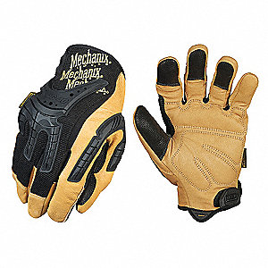 GLOVES HVY DTY MECHANIX BLACK XL