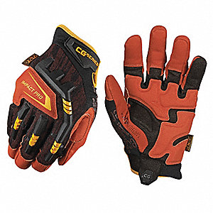 GLOVES CMRCL GRD 4X IMPCT PRO M/9