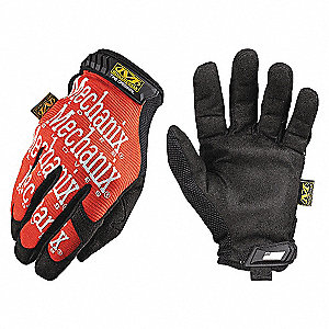 GLOVES MECHANIX ORIG ORANGE 2XL