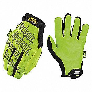 GLOVES HI VISUAL ORGNL SFTYYLWSZXLG