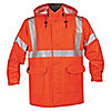 JACKET WITH HOOD SENTINEL FLOUR OR