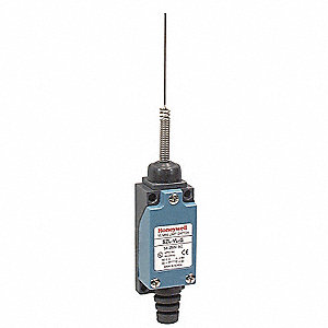 Wobble Stick General Purpose Limit Switch; Location: Top, Contact Form: 1NC/1NO, Any Direction Movem