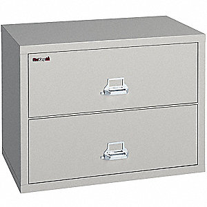 Lateral File,2 Drawer,31-3/16 In. W