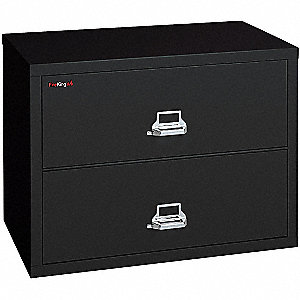 Lateral File,2 Drawer,44-1/2 In. W