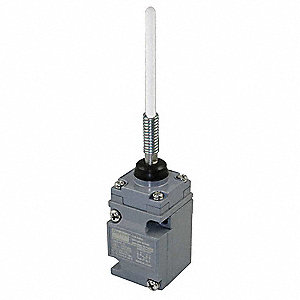 Wobble Stick Heavy Duty Limit Switch; Location: Top, Contact Form: SPDT, Omnidirectional Movement