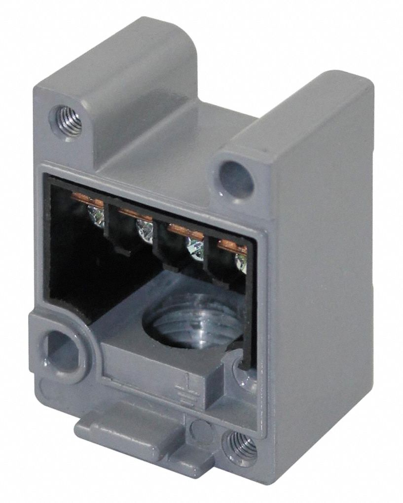 Limit Switch Receptacles