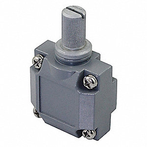 Limit Switch Head,Rotary,Side,CW and CCW