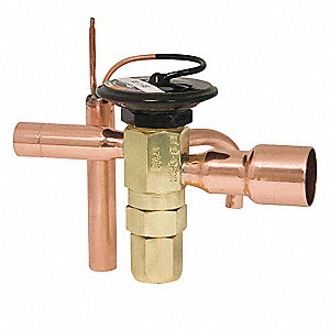 Themostatic Ex Valve,8 to 12-1/2 Ton