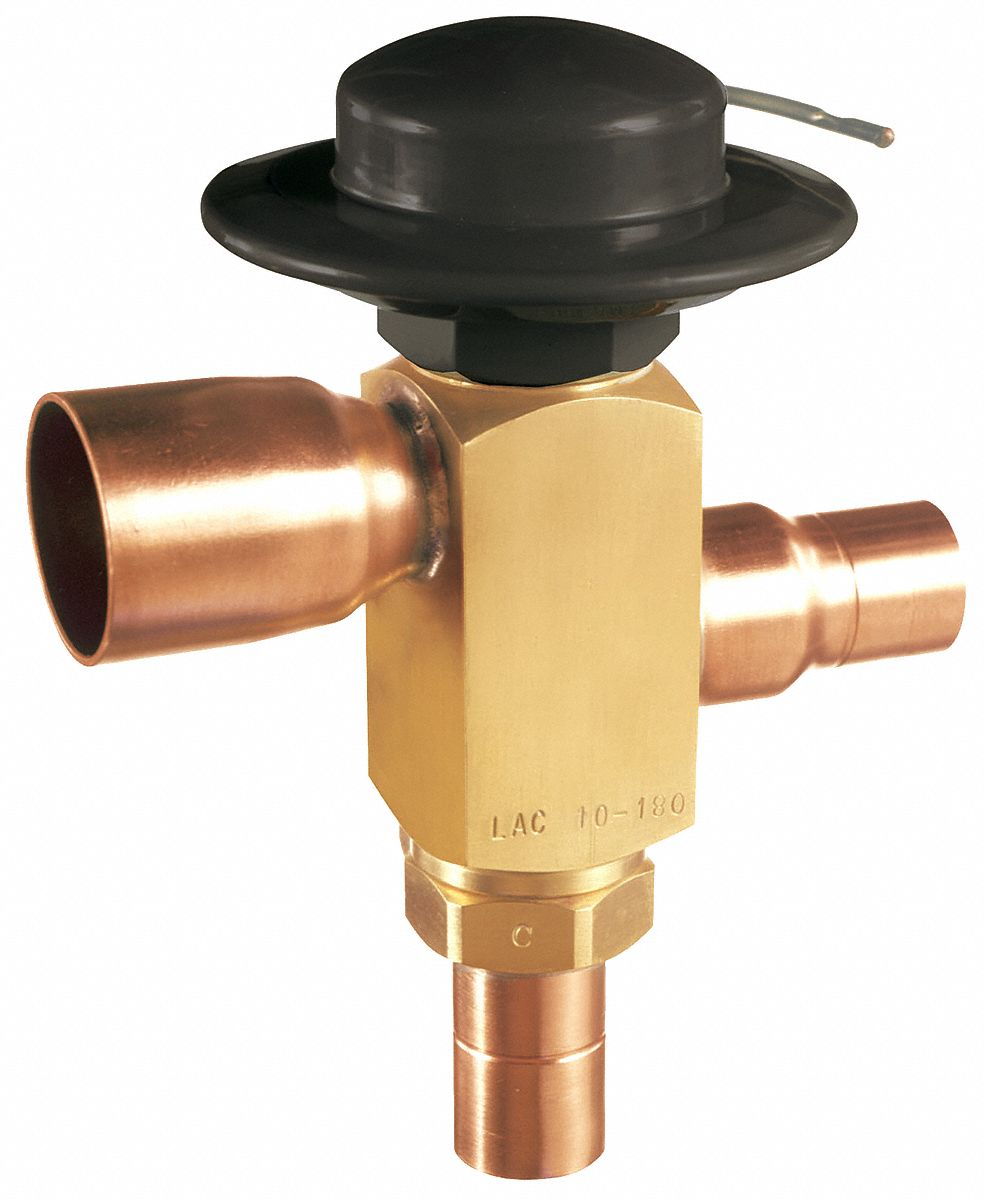 Refrigerant Pressure Regulators