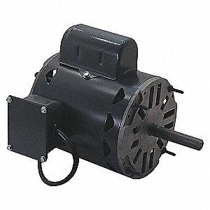 MOTOR,PSC,3/4 HP,1100,115/230V,48Y,