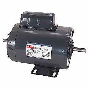 POWER TOOL MOTOR,1 HP,1725 115/230