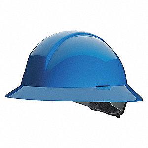 HAT HARD FULL BRIM RATCHET SKY BLUE