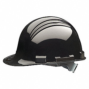 CAP SAFETY ANSI BLACK