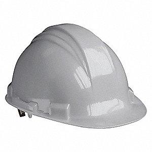 CAP SAFETY ANSI GREY