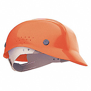 BUMP CAP ORANGE