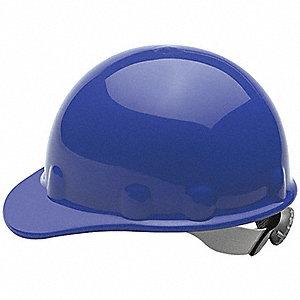 CAP SAFETY W/3RW SUSPENSION BLUE