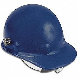 HAT HARD QUICK LOK HI HEAT BLUE