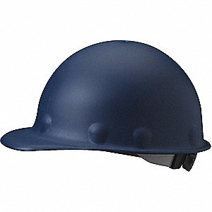 HAT HARD ROUGHNECK HI HEAT BLUE