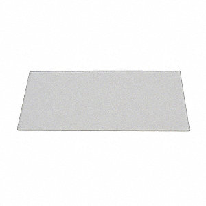 GLASS COVER PLATE 4-1/2 X 5-1/4IN
