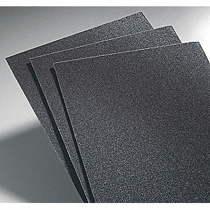 SHEET 9X11 EMERY K622 COARSE 25/PK