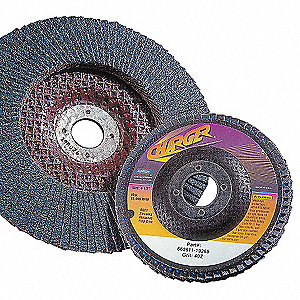 FLAP DISC CHARGER JUMBO 4-1/2X7/8