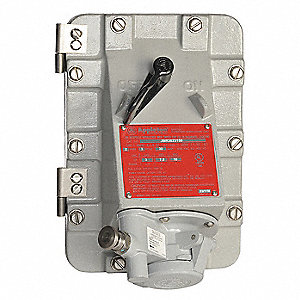 Receptacle, 600VAC Voltage, 30 Amps, Number of Poles: 3, Number of Wires: 2
