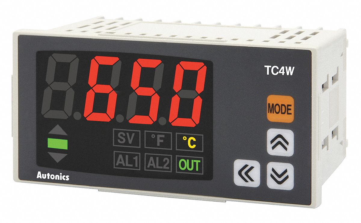 Digital Panel Mount Thermometers