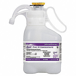 Cleaner and Disinfectant Concentrate, 1 EA