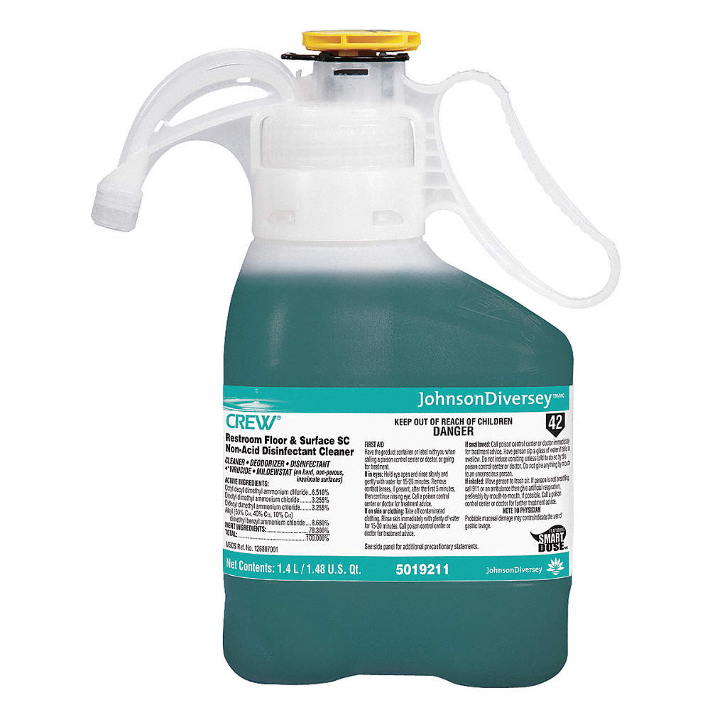 Fabulous Bathroom Cleaner For Use With Smartdose Chemical Dispenser 1 Ea Interior Design Ideas Jittwwsoteloinfo