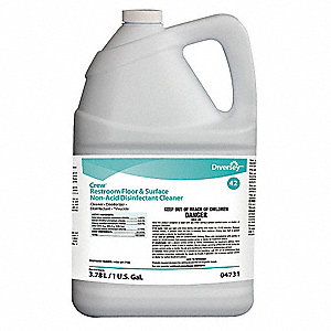 1 gal. Fresh Fragrance Bathroom Cleaner, 1 EA