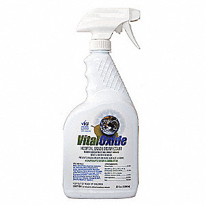 32 oz. Cleaner and Disinfectant, 1 EA