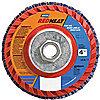 FLP DISC 4-1/2X5/8-11 40 GRT T27 RD