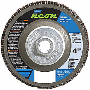 FLP DISC 4-1/2X7/8 60 GRT T27 HD NE