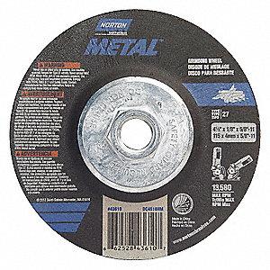 WHEEL 5X1/4X7/8 METAL TY 27
